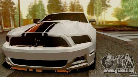 SA Beautiful Realistic Graphics 1.5 für GTA San Andreas
