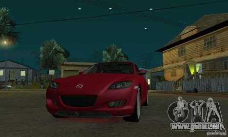 Néons rouges pour GTA San Andreas troisième écran