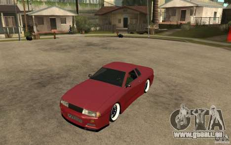 Elegy Modified pour GTA San Andreas