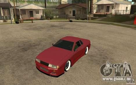 Elegy Modified für GTA San Andreas