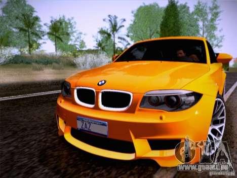 BMW 1M E82 Coupe für GTA San Andreas