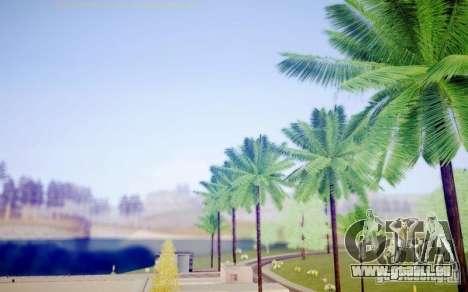 Sompelling ENBSeries pour GTA San Andreas huitième écran