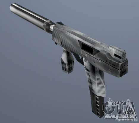 CS Guns Beta 1B für GTA San Andreas zehnten Screenshot