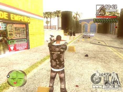 Wild Wild West für GTA San Andreas zehnten Screenshot