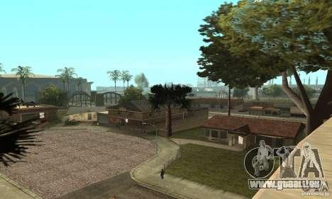 Grove Street 2013 v1 pour GTA San Andreas