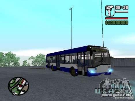 Solaris Urbino 12 für GTA San Andreas