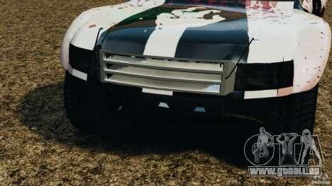 Toyota Tundra Karin Sahara v2.0 für GTA 4 Innenansicht