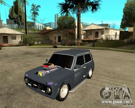 NIVA Mustang für GTA San Andreas