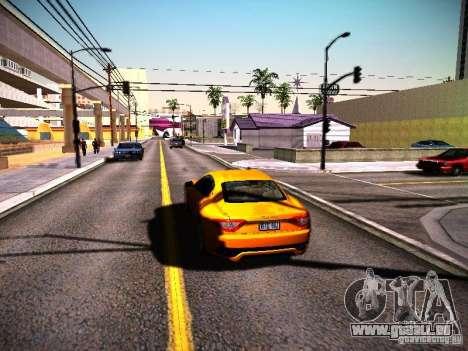 ENBSeries By Avi VlaD1k v2 pour GTA San Andreas troisième écran