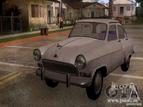 GAZ 21 Volga für GTA San Andreas