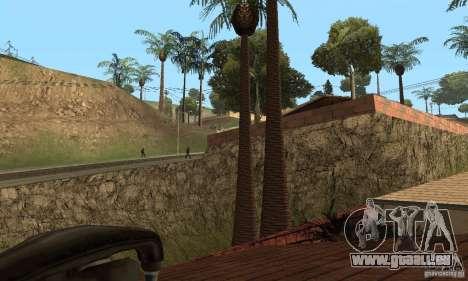 Grove Street 2013 v1 pour GTA San Andreas cinquième écran