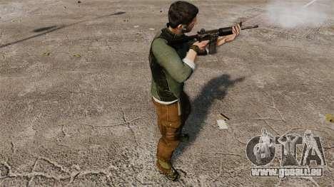Sam Fisher v4 für GTA 4 weiter Screenshot