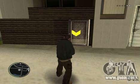 Kugeln aus GTA 4 für GTA San Andreas her Screenshot
