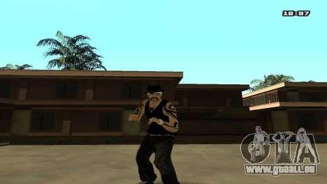 Skin Pack The Rifa für GTA San Andreas zweiten Screenshot