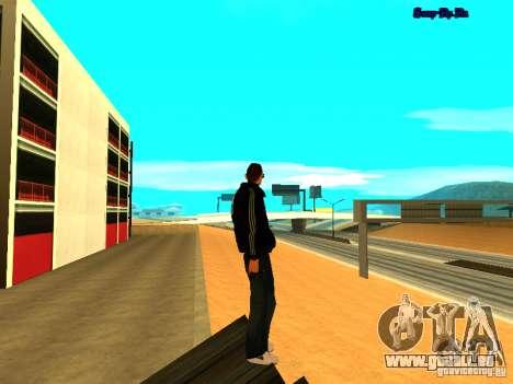 Nouvelle peau pour Gta San Andreas pour GTA San Andreas cinquième écran