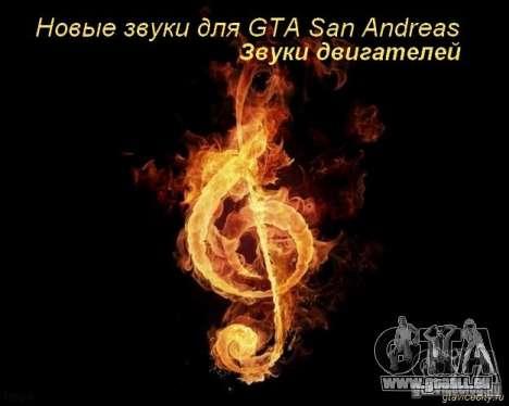 Nouveaux sons v2 pour GTA San Andreas