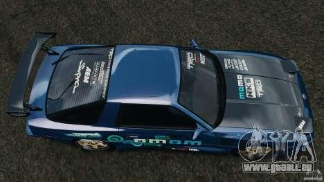 Toyota Supra 3.0 Turbo MK3 1992 v1.0 pour GTA 4 est un droit
