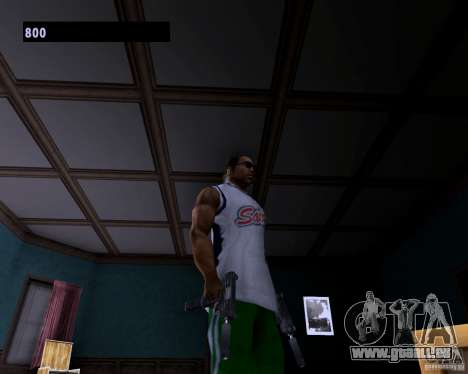 Guns Pack für GTA San Andreas dritten Screenshot