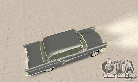 GAZ 13 Tschaika v2. 0 für GTA San Andreas Innenansicht