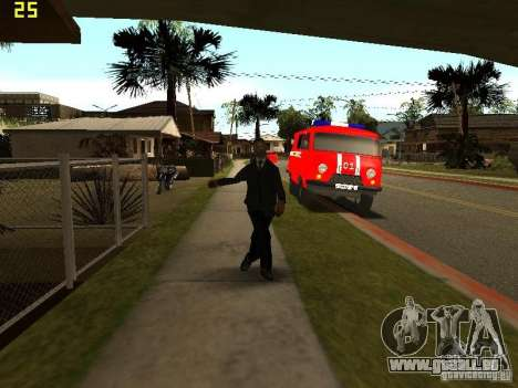 Drunk People Mod pour GTA San Andreas