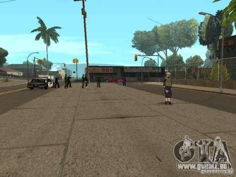 Hatake Kakashi From Naruto für GTA San Andreas her Screenshot