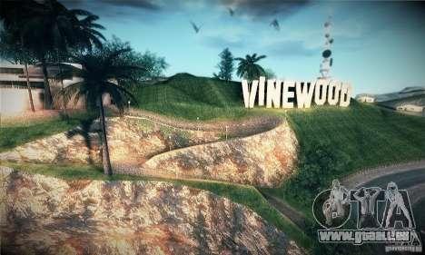 GTA SA 4ever Beta pour GTA San Andreas
