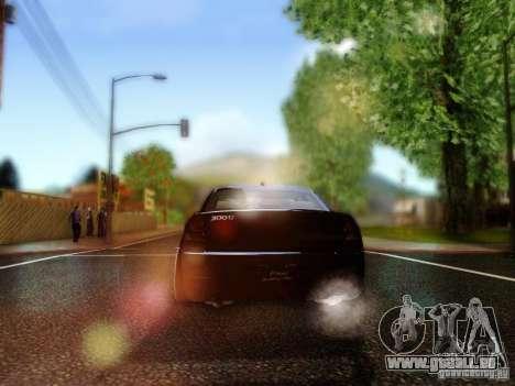 Chrysler 300C VIP pour GTA San Andreas vue de droite