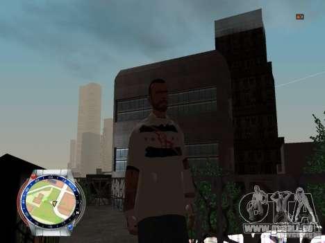 CM PUNK 2011 attaer für GTA San Andreas