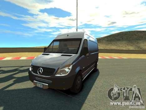 Mercedes-Benz Sprinter 2500 pour GTA 4