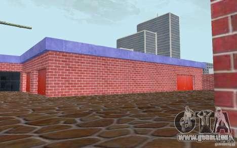 Neue Autohändler Wang Cars für GTA San Andreas dritten Screenshot