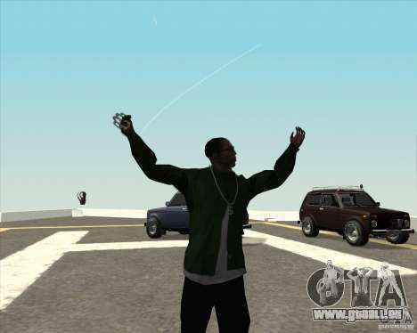 Andere animation für GTA San Andreas dritten Screenshot