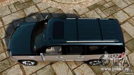 Cadillac Escalade ESV 2012 für GTA 4 rechte Ansicht