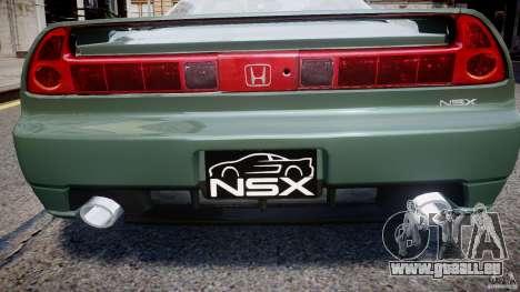Honda NSX NA2 [Beta] pour le moteur de GTA 4