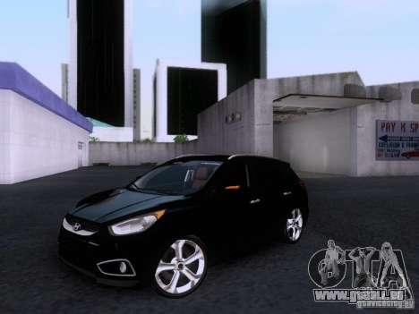 Hyundai ix35 pour GTA San Andreas