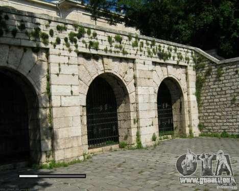 Laden Bildschirme Pjatigorsk für GTA San Andreas achten Screenshot