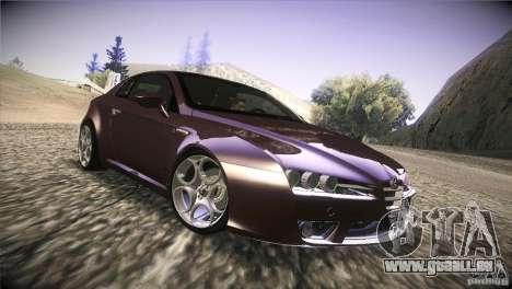 Alfa Romeo Brera Ti pour GTA San Andreas