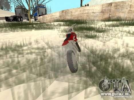Neue Sanchez für GTA San Andreas rechten Ansicht