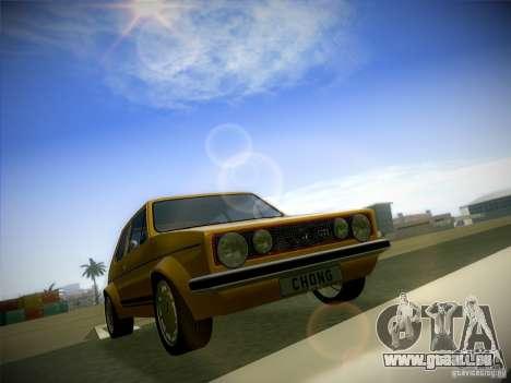 IG ENBSeries pour GTA San Andreas deuxième écran