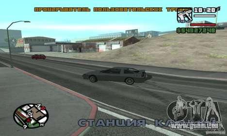 Drift-Drift für GTA San Andreas