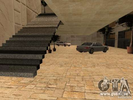 San Fierro Car Salon pour GTA San Andreas sixième écran