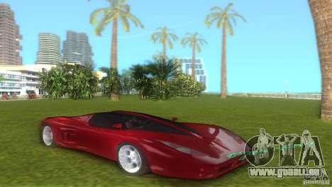 Neural pour GTA Vice City sur la vue arrière gauche