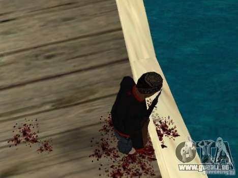 Mort véritable pour GTA San Andreas deuxième écran