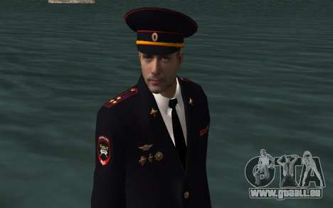 Das Innenministerium-Officer für GTA San Andreas her Screenshot