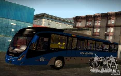 Marcopolo Viale BRT 0500M für GTA San Andreas