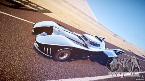 Batmobile v1.0 für GTA 4