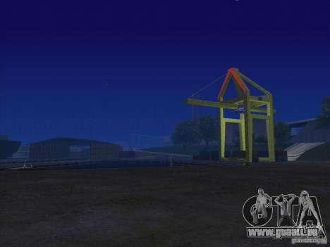 Nouveau Timecyc pour GTA San Andreas septième écran
