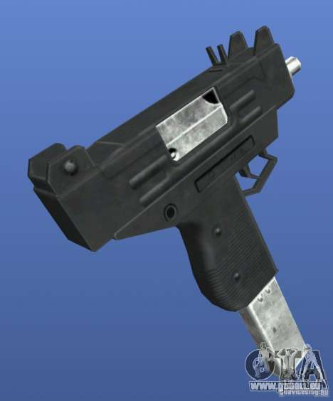 Mega Gun Pack (Chrom) pour GTA 4
