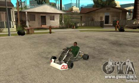 Stage 6 Kart Beta v1.0 pour GTA San Andreas