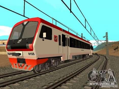 Ed4mk 0155 pour GTA San Andreas vue de droite