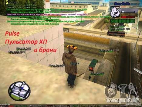 Sobeit for CM v0.6 für GTA San Andreas sechsten Screenshot